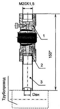 ЗК14-2-3-2009 закладная конструкция