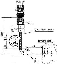 ЗК14-2-18-2009 Закладная конструкция
